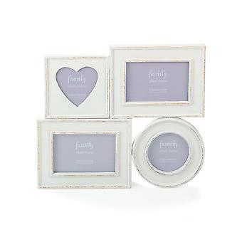 Quadruple Photo Frame Montage
