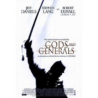 Gods and Generals Movie Poster (11 x 17)