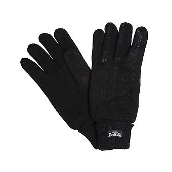 Type of Shaper mens gloves wool gloves from the House of LLOYD Schwarz 2177