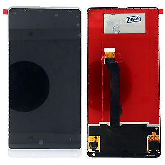 For Xiaomi MI mix 2 repair display LCD complete unit touch white replacement new