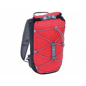 Exped Cloudburst 25Ltr Drypack (sort / rød)