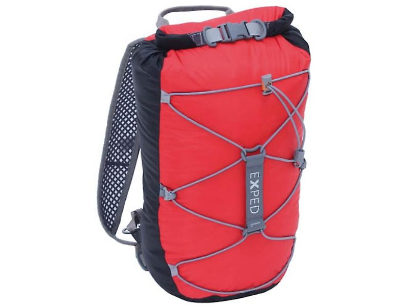 Exped Cloudburst 25Ltr Drypack (Black/Red)