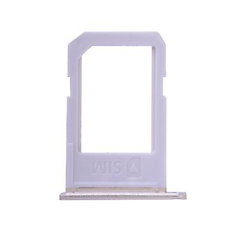 SIM Card Tray - Gold - S6 Edge Plus |iParts4u
