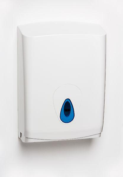 Large Multifold Paper Towel Dispenser; Abs Plastic