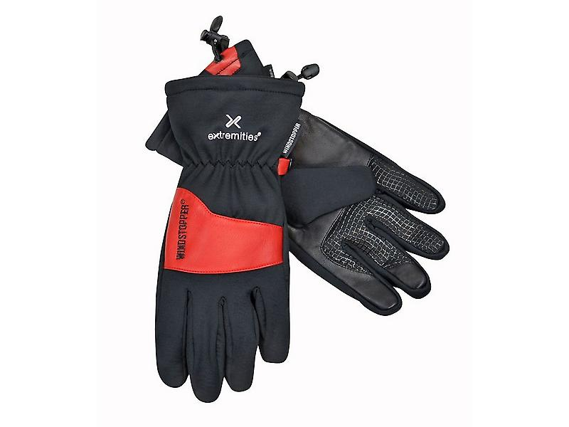 Extremities Windy Pro Glove Black/Red