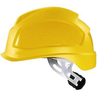 Uvex pheos E-S-WR 9770131 Hard hat Yellow EN 397