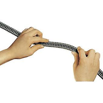 N Fleischmann piccolo (incl. track bed) 9106 Flexible track 777 mm 200 mm
