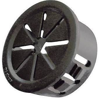Richco PGSD-4 kabel kjertel For kabel diameter 14,2 mm polyamid svart