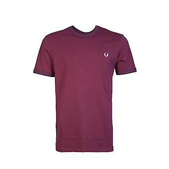 Fred Perry ronde cou T Shirt M3519