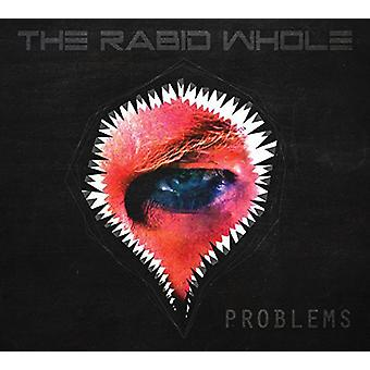 Rabid Whole - Problems [CD] USA import