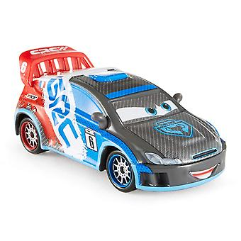 Disney Mattel Pixar Cars Die Cast Model Carbon Racers Raoul Caroule DHM78