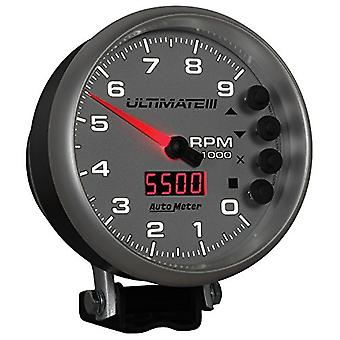 Auto Meter 6882 Ultimate Plus Playback Tachometer