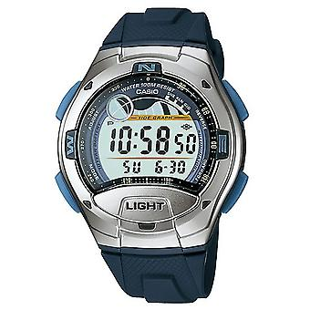Casio W-753-2AVES Digital Casual Tide Graph Sports Watches