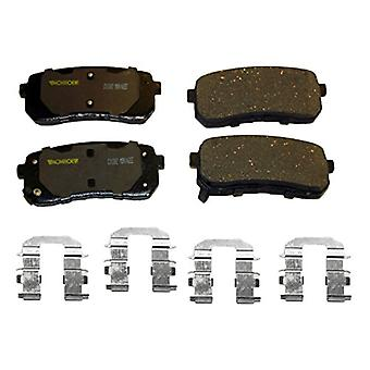 Monroe CX1302 Ceramics Brake Pad Set Set