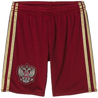 adidas Performance Kids Junior Russia 16/17 Home Football Soccer Shorts