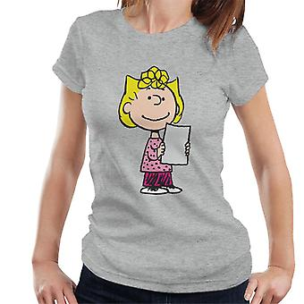 Peanuts Sally Brown Women's T-Shirt