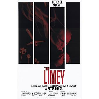 The Limey Movie Poster (11 x 17)