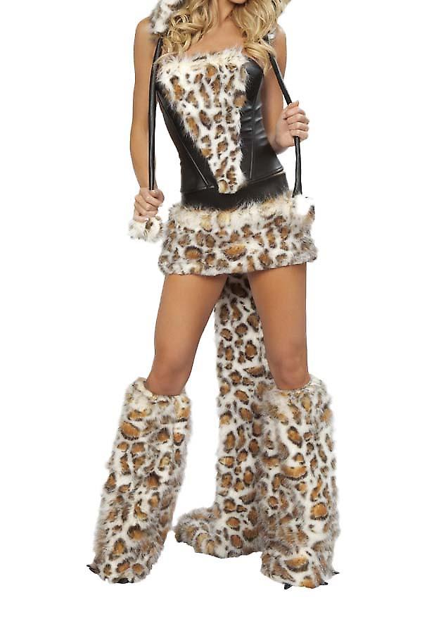 Waooh 69 - Sexy Leopard Costume Zerda
