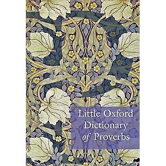 قاموس أكسفورد قليلاً من الأمثال من إليزابيث نولز-978019956