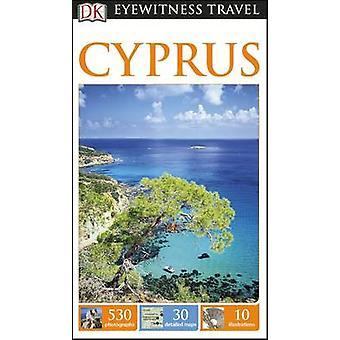 DK Eyewitness Guide de voyage - Chypre par DK - livre 9780241209288