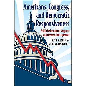 Gli americani - Congresso - e reattività democratica - Evaluati pubblico