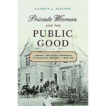 Private Women and the Public Good - Charity and State Formation in Ham
