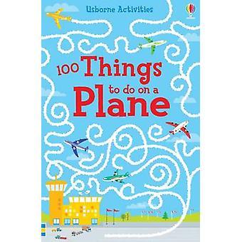 100 ting å gjøre på flyet (ny versjon) av Emily Bone - ikke Figg-