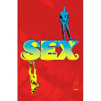 Sex - Volume 3 - Broken Toys by Dan McDaid - Arthur C. Parker - Piotr K