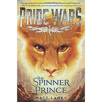 Spinner Prince by Matt Laney - 9781328707260 Book