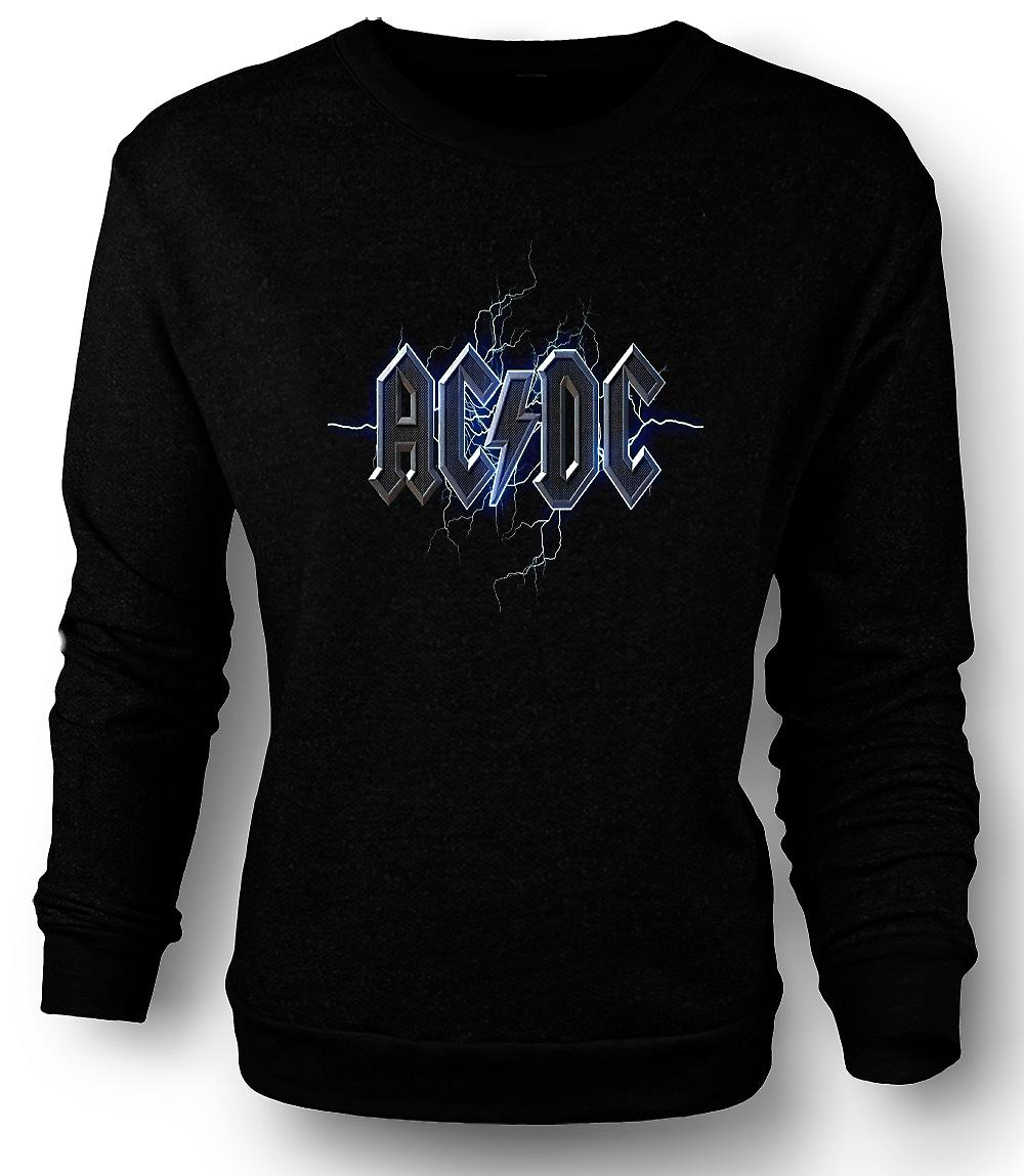 Mens Sweatshirt AC/DC - Powerage logotyp