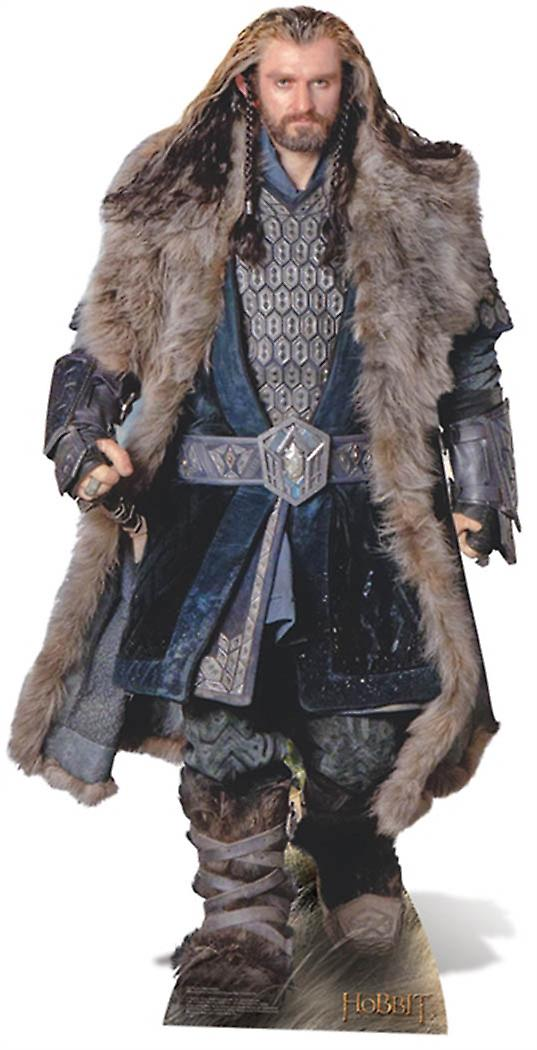 Thorin Oakenshield from The Hobbit Lifesize Cardboard Cutout / Standee