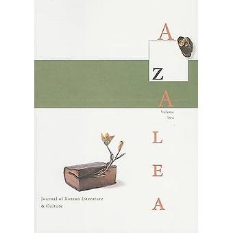 Azalea 2 - Journal af koreanske litteratur og kultur ved David R. McCann