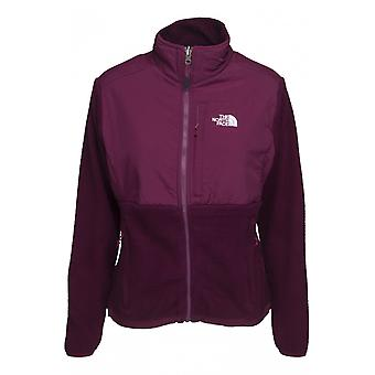 The north face women's jacket violet