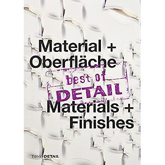 Best of Detail Material + Oberflache/ Best of Detail Materials + Fini