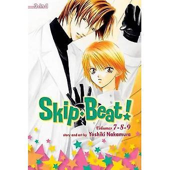 ¡Skip Beat! (3 en 1 edición), Vol. 3