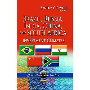 Brazil, Russia, India, China & South Africa (Global Economic Studies)