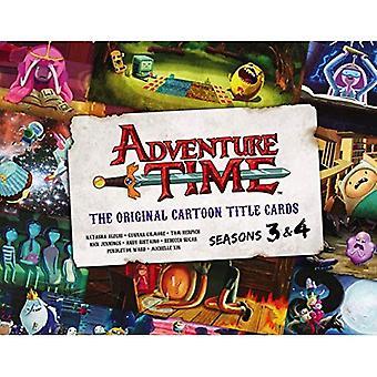 Adventure Time - The Original Cartoon Title Cards (vol 2) (UK edn)