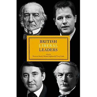Brittiska liberala ledare (brittisk ledare)