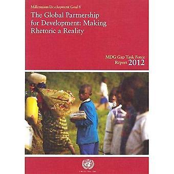 The Millennium Development Goals Gap Task Force Report 2012