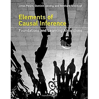 Elementos de Inferencia Causal: fundamentos y algoritmos de aprendizaje (serie de cómputo adaptativo y aprendizaje automático)