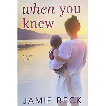 When You Knew (The Cabots)