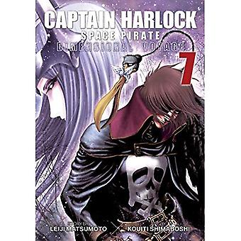 Captain Harlock: Dimensional� Voyage Vol. 7 (Captain Harlock: Dimensional Voyage)