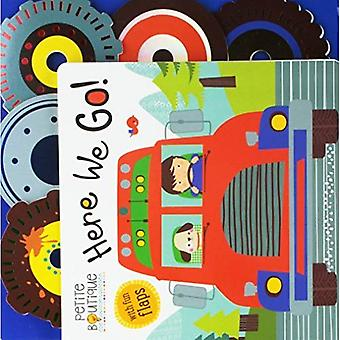 Petite Boutique Here We Go! [Board Book]