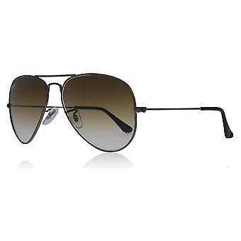 d2c0999c1d8 Ray-Ban RB3025 004 51 Gunmetal RB3025 Aviator Sunglasses Lens Category 2  Size 62mm