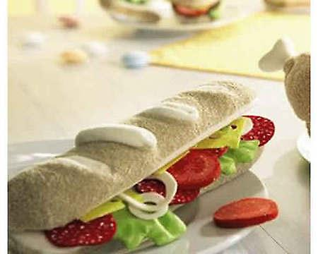 HABA - Play Food Baguette (Fabric) 3820