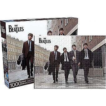 Beatles In London 1000 pièce puzzle (version couleur) (nm)