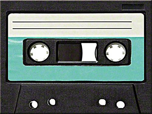 Cassette Tape fridge magnet  (na)