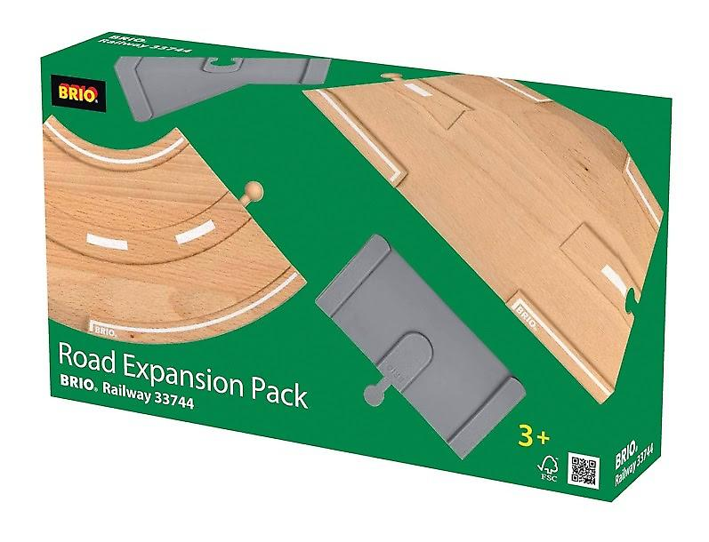 BRIO 33744 Road Expansion Pack 33744