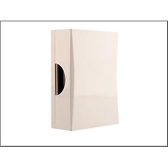 Byron 771 Wired Door Chime in White