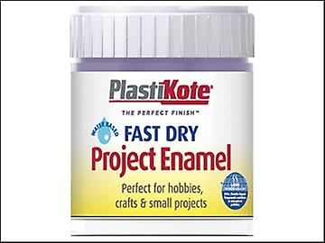 Plasti-kote Fast Dry Enamel Paint B22 Bottle Lavender 59ml